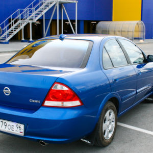 ТО Nissan Almera Classic B10 06-13 1.6, бензин, QG16DE 107 л.с., МКПП